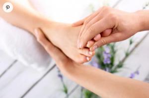 Flexion des orteils