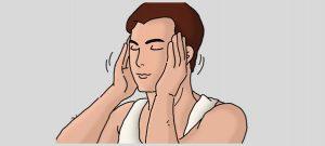 auto massage tete maux de tete