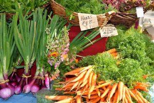 patates douces, les carottes, les betteraves (surtout les betteraves !), les oignons et les navets