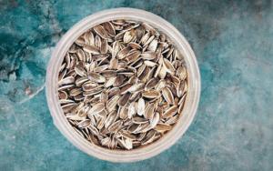 graines de tournesol magnésium vitamines B-6 E