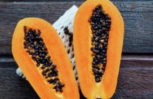 papaye enzyme digestive papaïne effets anti-inflammatoires.